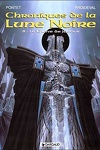 couverture Chroniques de la Lune Noire, tome 8 : Le glaive de justice