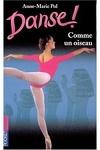 couverture Danse !, tome 15 : Comme un oiseau
