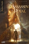 couverture L'Assassin Royal, tome 3 : Kettricken (Bd)