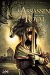 couverture L'Assassin Royal, tome 4 : Molly (Bd)