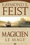 couverture La Guerre de la Faille, Tome 1b : Magicien - Milamber le mage