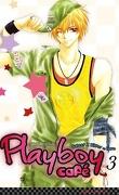 Playboy Café, Tome 3