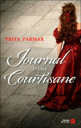 Couverture du livre : Journal d'une courtisane