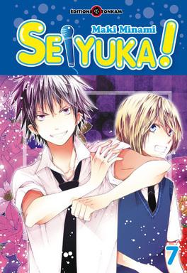 Couverture du livre : Seiyuka, Tome 7
