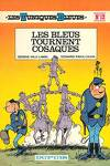couverture Les Tuniques bleues, Tome 12 : Les Bleus tournent cosaques