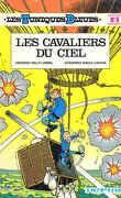 Les Tuniques bleues, Tome 8 : Les Cavaliers du ciel