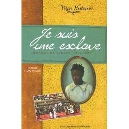 Couverture du livre : Je suis une esclave