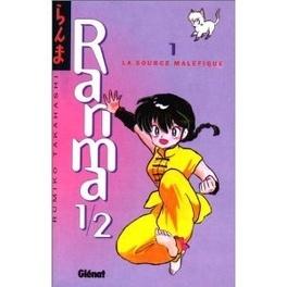 Couverture du livre : Ranma 1/2, tome 1: La Source Maléfique