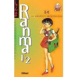 Couverture du livre : Ranma 1/2, tome 14: La Graffiti Mystérieux