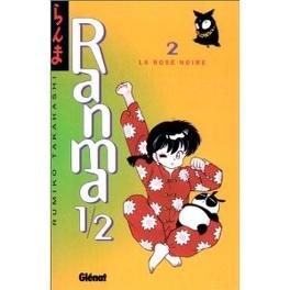 Couverture du livre : Ranma 1/2, tome 2: La Rose Noire