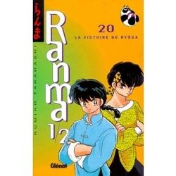 Couverture de Ranma 1/2, tome 20: La Victoire de Ryoga