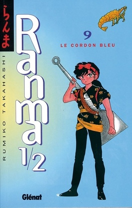 Couverture du livre : Ranma 1/2, tome 9: Le Cordon Bleu