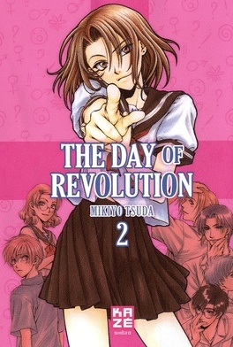 Couverture du livre : The day of revolution, Tome 2