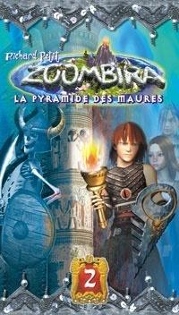 Couverture du livre : Zoombira, Tome 2 : La pyramide des Maures
