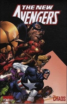 Couverture du livre : The New Avengers, Tome 1 : Chaos