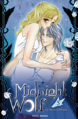Couverture du livre : Midnight Wolf, Tome 5