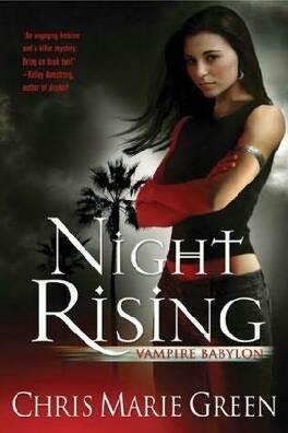 Couverture du livre : Vampire Babylon, Tome 1 : Night Rising