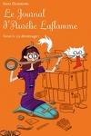 couverture Le Journal d'Aurélie Laflamme, tome 6 : Ça déménage !