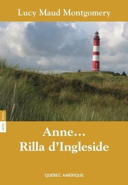 Couverture du livre : Anne... Rilla d'Ingleside