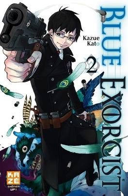Couverture du livre : Blue exorcist, Tome 2