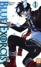 Blue exorcist, Tome 1