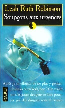 Couverture du livre : Soupçons aux urgences