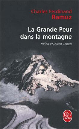 Couverture du livre : La grande peur dans la montagne