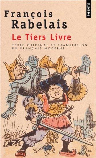 Couvertures, images et illustrations de Le Tiers Livre de François Rabelais