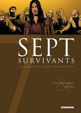 Couverture du livre : Sept, Tome 8 : Sept survivants
