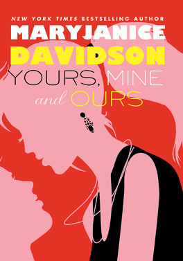 Couverture du livre : Cadence Jones, Tome 2 : Yours, Mine and Ours
