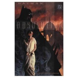 Couverture du livre : Batman - Absolution