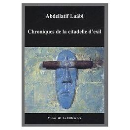Couverture du livre : Chroniques de la citadelle d'exil : Lettres de prison (1972-1980)