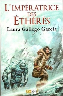 Couverture du livre : L'Impératrice des Ethérés