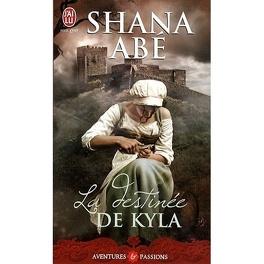 Couverture du livre : La Destinée de Kyla