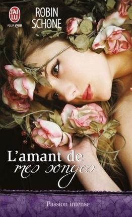 Couverture du livre : Les anges, Tome 1 : L'amant de mes songes