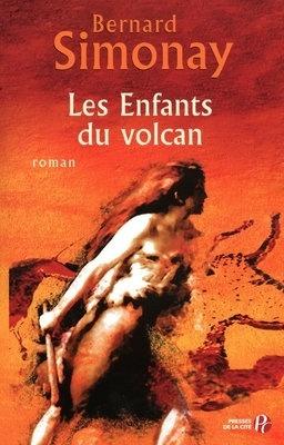 Couverture du livre : Les Enfants du volcan
