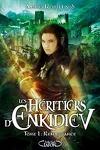 couverture Les Héritiers d'Enkidiev, Tome 1 : Renaissance