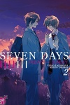 couverture Seven Days, Tome 2