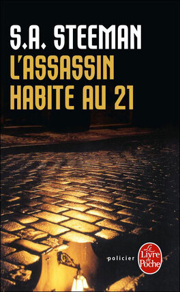 Couverture du livre : L'assassin habite au 21