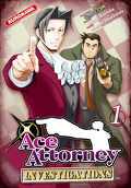 Ace Attorney : Investigations, Tome 1
