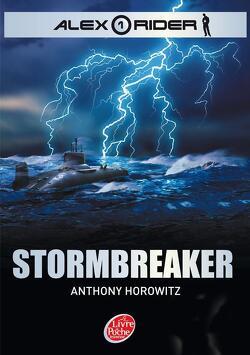 Couverture de Alex Rider, Tome 1 : Stormbreaker