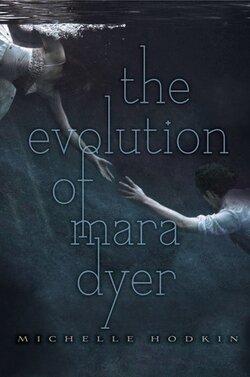 Couverture de Mara Dyer, Tome 2 : The Evolution of Mara Dyer