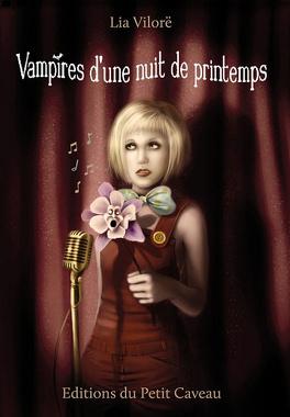 Couverture du livre : Vampires d'une nuit de printemps