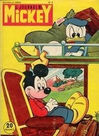 Couverture du livre : Le Journal de Mickey N°6