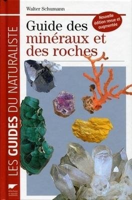 Couverture du livre : Guide des minéraux et des roches