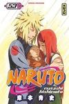 couverture Naruto, Tome 53 : La Naissance de Naruto