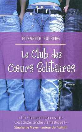 Couverture du livre : Le club des coeurs solitaires