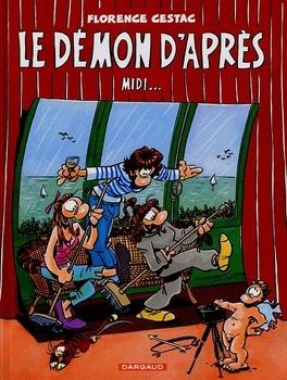 Couverture du livre : Le démon d'après midi...