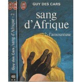 Couverture du livre : Sang d'Afrique, tome 2 : L'amoureuse