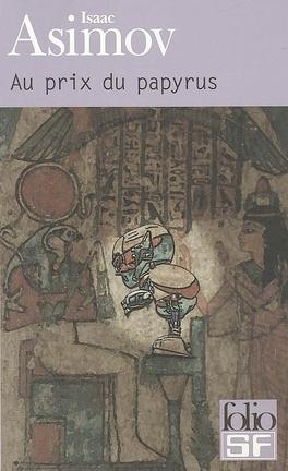 Couverture du livre : Au prix du papyrus